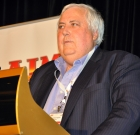 Clive Palmer Sued By Greenies