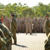 US Marines Arrive In Darwin