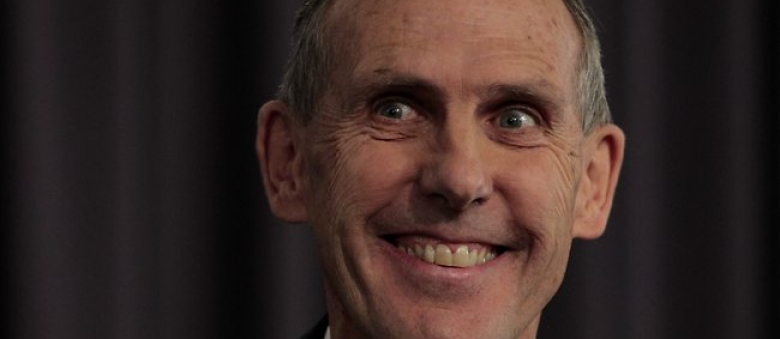Bob Brown Quits Politics