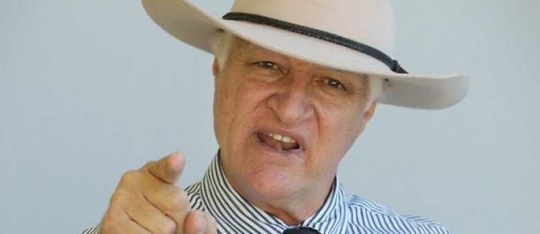 Courts Must Sanction Thomson, Says Katter