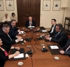Greek Leaders Agree on Most Budget Cuts