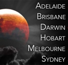 See the RED Moon tonight!