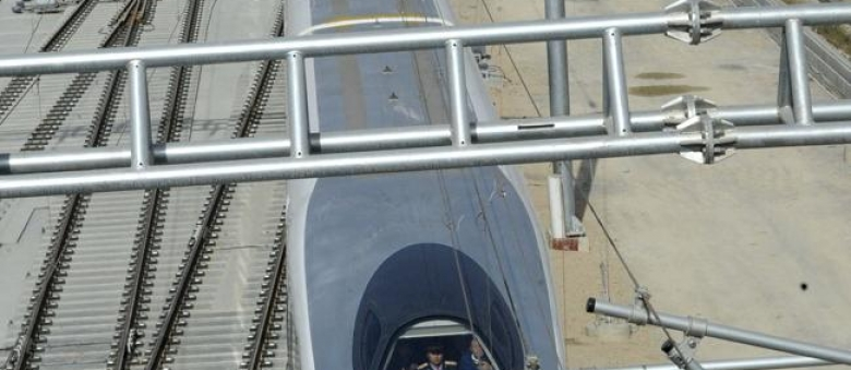 China wants to build an underwater train line to the US