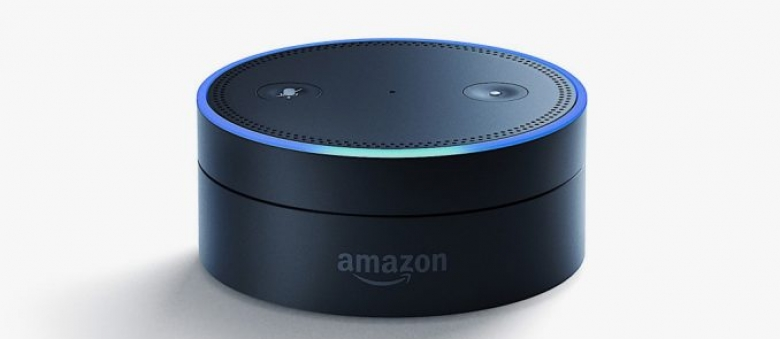 A Look at Smart Speakers:  The Amazon Echo Dot